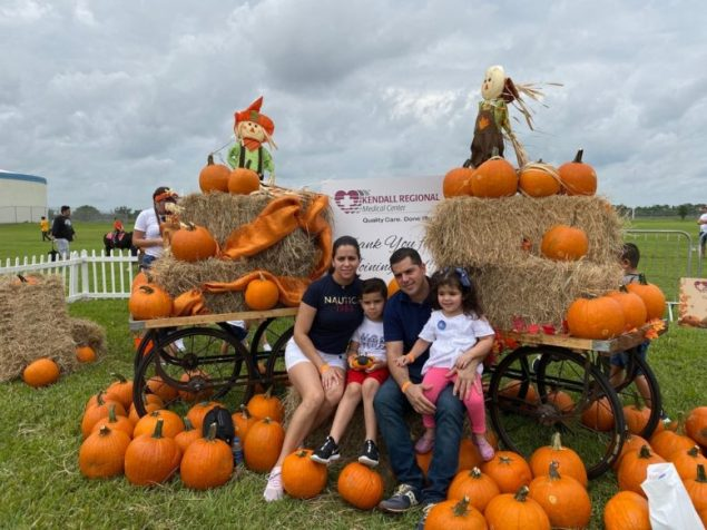 Kendall Regional's Pumpkin Patch Fall Festival attracts big crowd