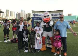 Halloween Safe Day attracts over 1,000 kids for day of food and fun