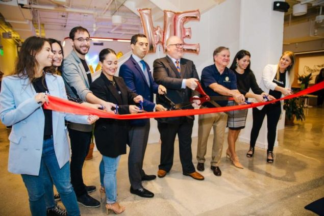 WeWork celebrates grand opening of its newest workspace in Gables