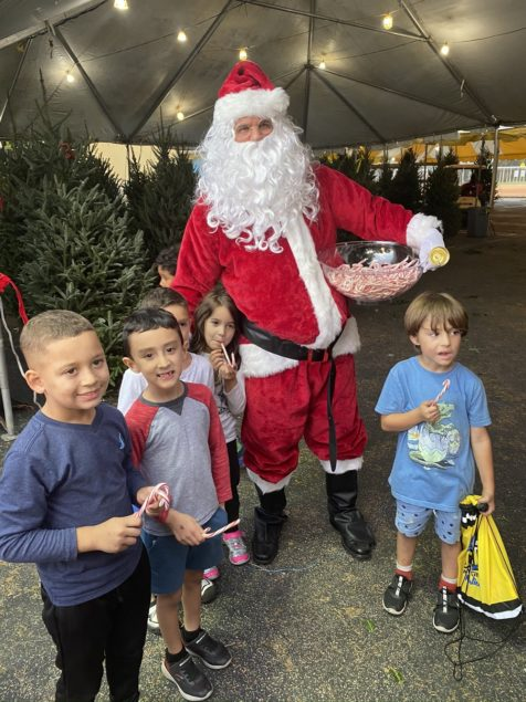 Boys & Girls Clubs host grand opening of Christmas tree lot