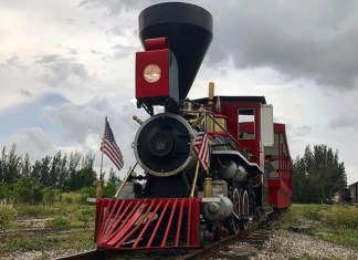 Join the Gold Coast Railroad Museum for 'A Holly, Jolly Holiday' celebration
