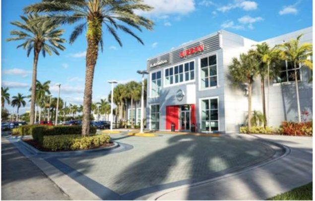 Nissan Dealer Miami >> Hgreg Com Acquires Nissan Dealership In Palmetto Bay