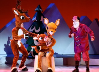 See Rudolph and friends at Arsht Center, Dec. 23