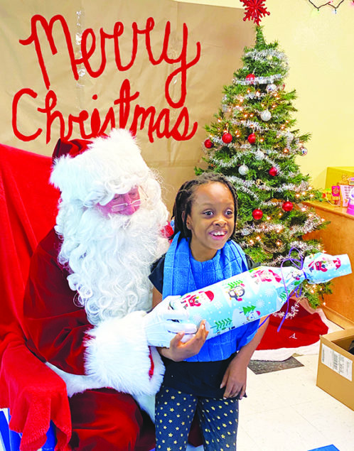 Homestead-Miami Speedway spreads holiday cheer at pediatric care centers