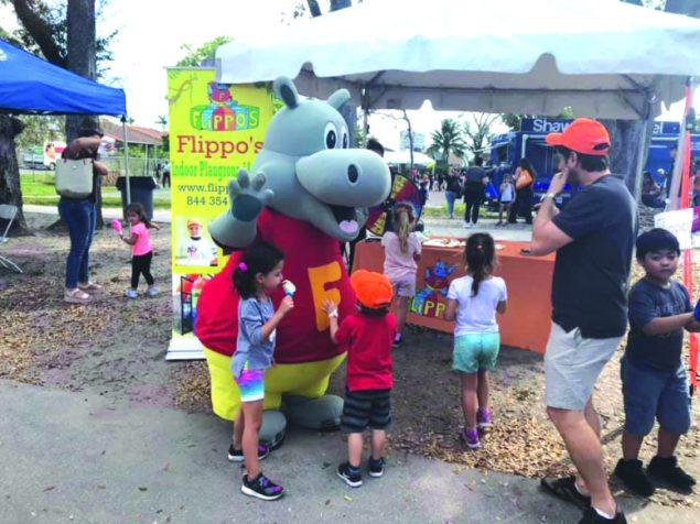 Aventura Waterways K-8 PTSA holds 2020 Family FunFest