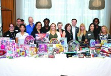 AC Hotel and FPL host holiday Breakfast Meeting with a cause