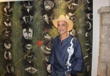 ArtSouth, village host exhibit of art by Maximo Caminero
