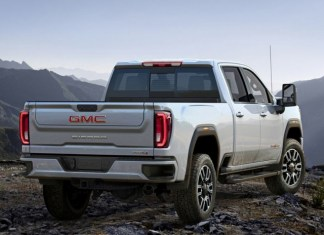 Sierra 2500HD AT4 Crew Cab is exclusive to the GMC brand