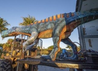 Dinosaurs Live! exhibit arrives at Zoo Miami