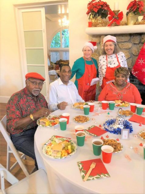 Woman's Club of Coconut Grove celebrates seniors' holiday party