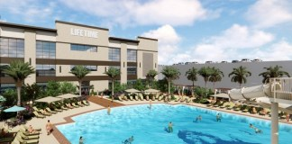 Groundbreaking planned for luxury athletic lifestyle resort at The Falls