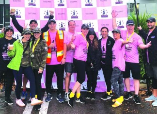 "Ellie's Army ""Dirty Socks 5K Run and Walkathon"" returns to Aventura on Sun. January 19"