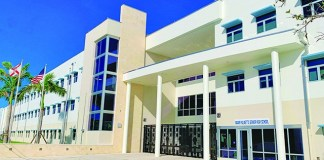 The new Palmetto Senior High School opens