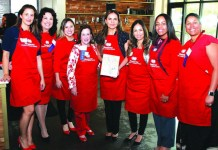 """Paint What's In Your Heart"" theme for Professional Women's Council Luncheon"