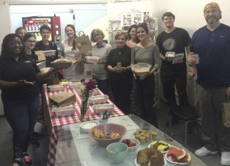 'Baking in Historic Places' stops at The Bakehouse