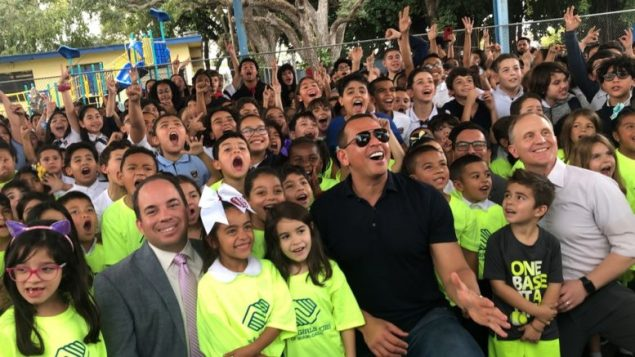"FOX Sports' new ""Gamechanger Fund"" empowers youth at Boys & Girls Club"