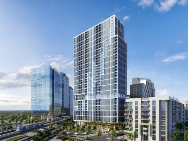 Financing secured for 2nd tower at Link at Douglas development