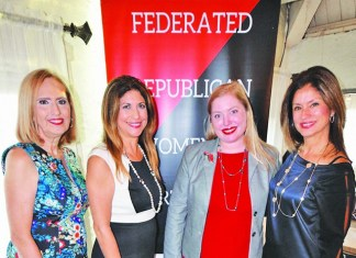 Federated Republican Women host Unity Picnic at Tropical Park, Feb. 23