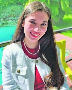 Positive People in Pinecrest : Abigail Schroll