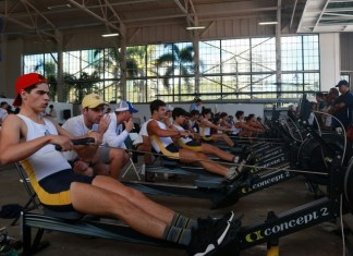 500 S. Florida rowing crew members pull together to benefit Shake-A-Leg