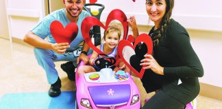 Kendall Regional shows its love for babies and kids