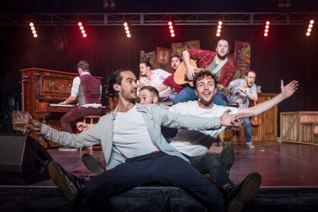 Choir of Man brings the ultimate night at the pub to the SMDCAC