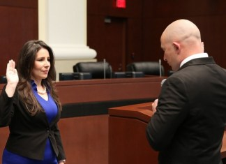 City of Homestead swears in new councilmember
