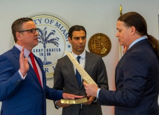Miami Commission approves Noriega as new city manager