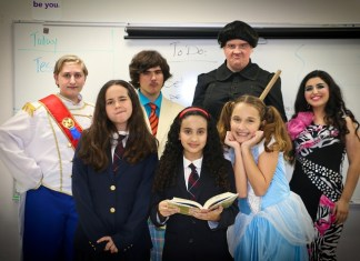 PTS Theatre Department to present Matilda the Musical