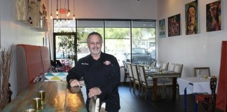 New restaurant owner adapts to 'new normal'