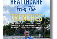 Local doctor's new book says U.S. healthcare is nightmare