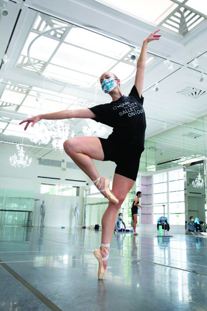 Miami City Ballet and Lincoln Road Present Ballet on the Beach