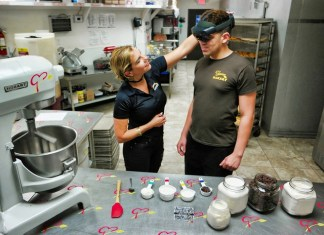 Bakery to use augmented reality to train adults with disabilities