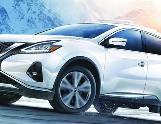 The luxurious Nissan Murano is as fun as a Dolphins tailgate