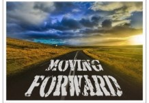 Moving forward!
