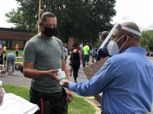 Miami company, not-for-profit join to aide hurricane victims