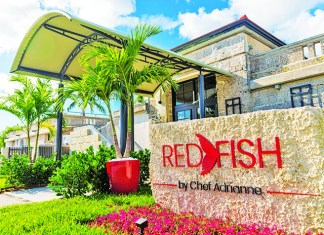 Reimagined and refreshed Redfish by Chef Adrianne is well worth the wait
