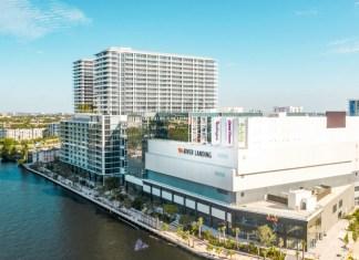 Mixed-use development opens along Miami River