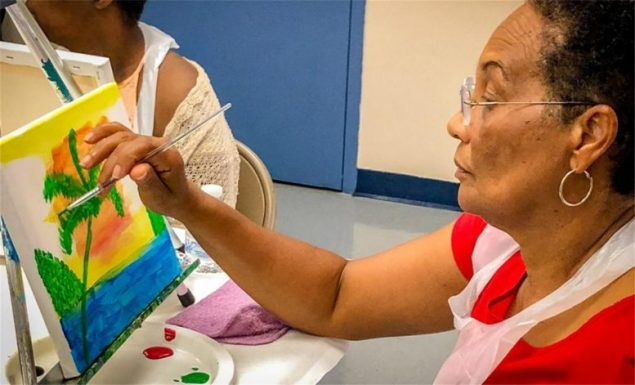 Cutler Bay schedules Active Adults Virtual Painting Class