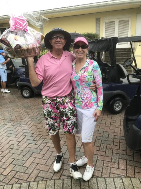 The Women's Breast & Heart Initiative hosts B-Fore-Pink Breast Cancer Golf Tournament