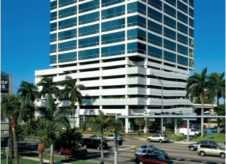Blue Box Real Estate retained to lease newly renovated 9350 Financial Centre