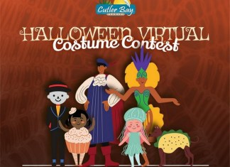 Town plans to go virtual for Halloween costume contest
