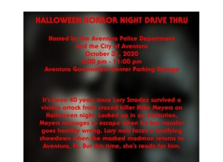Aventura Police Dept. and City of Aventura feature Halloween Horror Nights