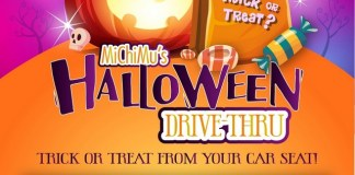 Put on your costume and celebrate MicChiMu's 'Halloween Drive-Thru'