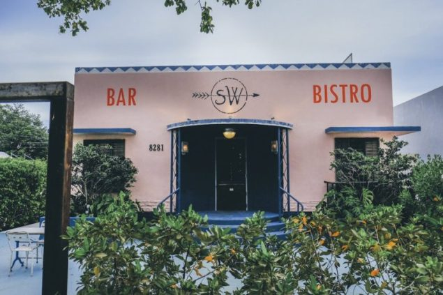 Sherwoods Bistro & Bar brings its eccentric vibes and eclectic menus to Little River