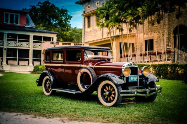 Deering Estate to host annual Vintage Auto Show on Nov. 8