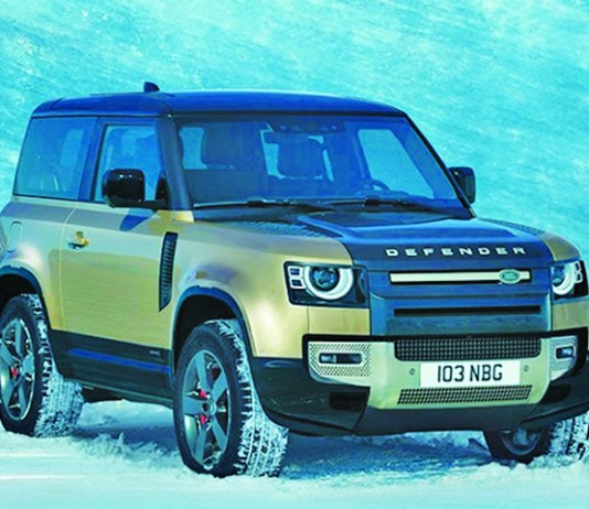 Land Rover Defender SUV defends against boredom