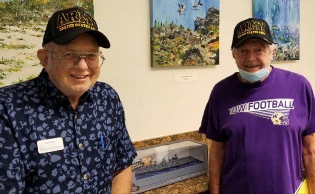 East Ridge honors veteran residents on Veterans Day