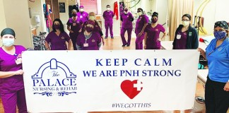 The Palace Nursing & Rehab Ranked 2nd best in the State by Newsweek