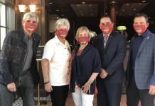 Miami leaders, landmarks kick off Red Ribbon Week